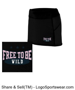Free to be Wild - Femskort Design Zoom